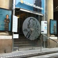 Foto tomada en Nobel Museum por Виктория К. el 1/7/2013