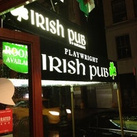 Foto tirada no(a) Playwright Irish Pub por David em 6/8/2013