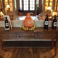 Foto diambil di Frog's Leap Winery oleh Steve L. pada 11/16/2012
