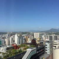 Jr九州ホテルブラッサム大分 Otel