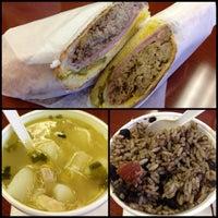 รูปภาพถ่ายที่ Latin Square Cuisine โดย Eating WDW เมื่อ 11/16/2012
