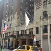 11/1/2012 tarihinde Masahiro K.ziyaretçi tarafından The Lexington Hotel, Autograph Collection'de çekilen fotoğraf