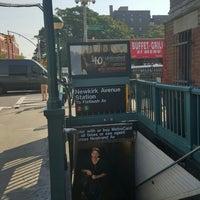 MTA Subway - Newkirk Ave (2/5) - U-Bahnhof in Flatbush