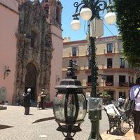 4/16/2013 tarihinde Karla P.ziyaretçi tarafından Casa Valadez Anfitrión & Gourmet'de çekilen fotoğraf