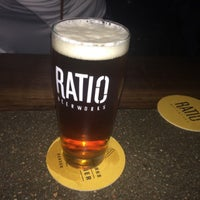 Foto tomada en Ratio Beerworks por Tyler P. el 3/18/2015