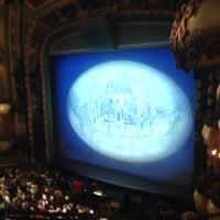 Photo prise au New Amsterdam Theater par Justin M. le10/28/2012