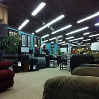 Photo Taken At Ashley Furniture HomeStore By Robert B. On 4/30/2013