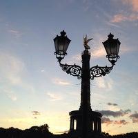 5/23/2013にBunzが戦勝記念塔で撮った写真