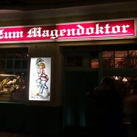 Foto diambil di Zum Magendoktor oleh Matthias H. pada 2/21/2014