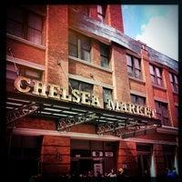 3/27/2013 tarihinde Silvia G.ziyaretçi tarafından Chelsea Market'de çekilen fotoğraf