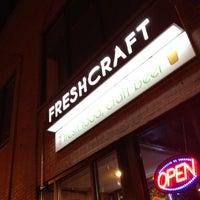 Das Foto wurde bei Freshcraft von Jeff P. am 10/13/2012 aufgenommen