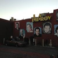 Das Foto wurde bei The Hollywood Improv von Anna M. am 10/26/2012 aufgenommen