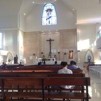 Foto diambil di Gereja Katolik Santa Theresia oleh Tony J. pada 7/10/2016