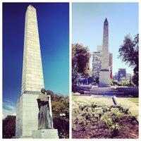 11/26/2012 tarihinde MaRk1ToXziyaretçi tarafından Monumento José Manuel Balmaceda'de çekilen fotoğraf