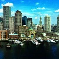 Foto scattata a Boston Harbor da Ned W. il 7/18/2013