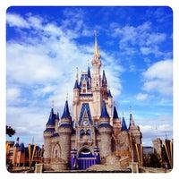 Снимок сделан в Magic Kingdom® Park пользователем MC A. 11/10/2013
