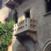 7/10/2013 tarihinde Alberto L.ziyaretçi tarafından Casa di Giulietta'de çekilen fotoğraf