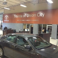 Toyota Of Union City >> Toyota Of Union City Auto Dealership In Union City