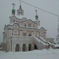 Das Foto wurde bei Храм Симеона Столпника von Definer am 1/4/2013 aufgenommen