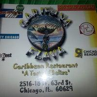Das Foto wurde bei Garifuna Flava - A Taste of Belize von Tasha Chynna M. am 12/9/2012 aufgenommen