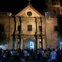3/28/2013 tarihinde Alvin F.ziyaretçi tarafından San Agustin Church'de çekilen fotoğraf
