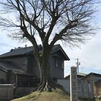 冨田一里塚 - 史跡