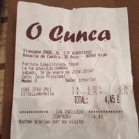 Foto tomada en O Cunca por Helena B. el 1/18/2014