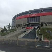 Das Foto wurde bei Oakland Arena von Jer-rod J. am 6/23/2013 aufgenommen