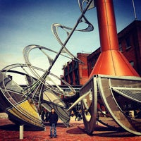 Photo prise au The Distillery Historic District par Jason C. le3/24/2013