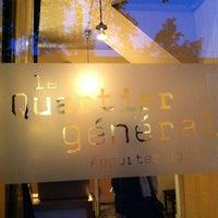 Photo prise au Le Quartier Général par Eric B. le6/16/2013