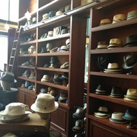 ... Photo taken at Goorin Bros. Hat Shop by Christian T. on 3 29 ... dba4081b9cb9