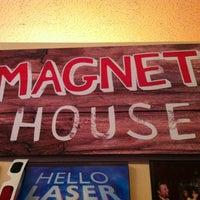 Снимок сделан в Magnet Theater пользователем Zach W. 6/29/2013