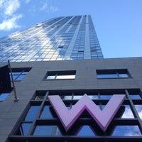 10/21/2012 tarihinde Jose D R.ziyaretçi tarafından W New York - Downtown'de çekilen fotoğraf
