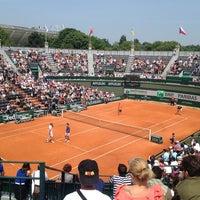 Photo prise au Stade Roland Garros par Thomas M. le6/8/2013