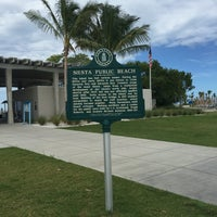 Siesta Key Beach Public Parking Lot 8