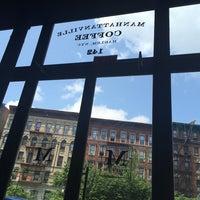 7/20/2014にBenoit S.がManhattanville Coffeeで撮った写真
