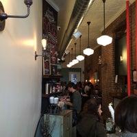 4/5/2014にBenoit S.がDouble Dutch Espressoで撮った写真