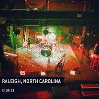 Foto tomada en The Pour House Music Hall por Jaron M. el 2/19/2013