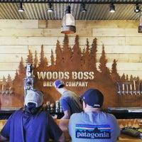 Foto tomada en Woods Boss Brewing por Gooner P. el 9/21/2018