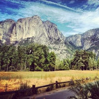 Photo Taken At Yosemite Valley Lodge By Paul K On 10 6 2012