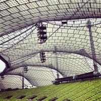 Foto tomada en Olympiastadion por Jonathan N. el 6/2/2013
