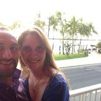 Снимок сделан в Aston Waikiki Beach Hotel пользователем Fabio M. 3/6/2013