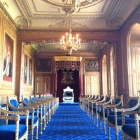 Photo Taken At Windsor Castle State Apartments By Juli F On 5 3