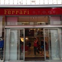 08500fc442fff7 ... Photo taken at Ferrari Store by Yousuf ❖ يوسُف O. on 4 22  ...