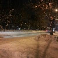 Снимок сделан в Парк-аллея «Восход» пользователем Антон Л. 11/29/2012