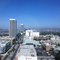 Photo Taken At 5455 Wilshire By Sean L On 7 8 2013