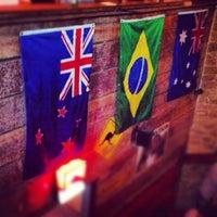 10/6/2012 tarihinde Natasha M.ziyaretçi tarafından Kia Ora Pub'de çekilen fotoğraf