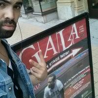5/19/2013 tarihinde Fernandoziyaretçi tarafından GALA Hispanic Theater'de çekilen fotoğraf