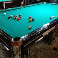 Снимок сделан в Dona Mathilde Snooker Bar пользователем Thomaz P. 1/5/2013