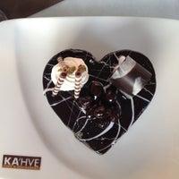 10/13/2012에 Bengi O.님이 KA'hve Café & Restaurant에서 찍은 사진
